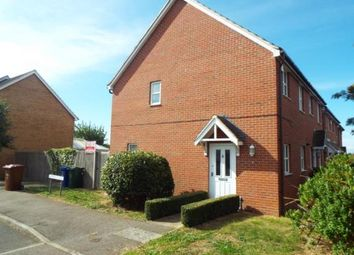 Thumbnail 2 bed end terrace house for sale in Rowan Close, Ambrosden, Bicester, Oxfordshire