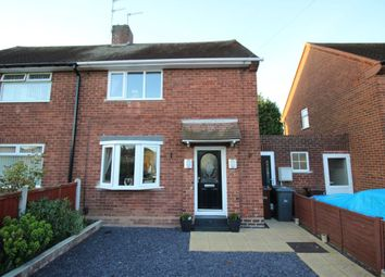 Thumbnail 2 bedroom semi-detached house for sale in Olinthus Avenue, Wednesfield, Wolverhampton