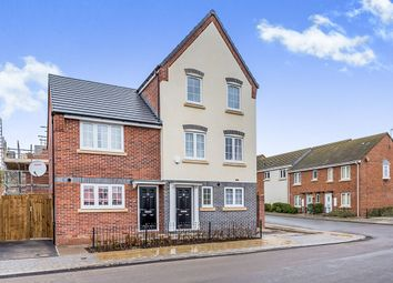 Thumbnail 3 bedroom semi-detached house for sale in Commercial Street, Hanley, Stoke-On-Trent