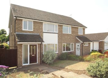 Thumbnail 3 bedroom semi-detached house for sale in Thirlmere Drive, Stowmarket, Suffolk