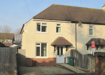 Thumbnail 3 bed end terrace house for sale in Hawthorn Road, Bognor Regis, West Sussex
