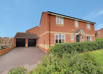 Thumbnail 4 bedroom detached house for sale in Quincy Way, Stafford