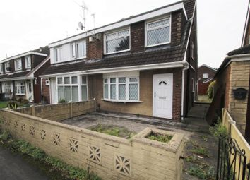 Thumbnail 3 bed semi-detached house for sale in Lytham Close, Aintree, Liverpool