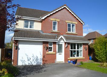 Thumbnail 4 bedroom detached house for sale in Muirfield Close, Euxton, Chorley