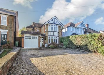 Thumbnail 4 bed detached house for sale in Luton Road, Harpenden