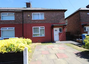 Thumbnail 2 bed semi-detached house to rent in Gorse Crescent, Stretford, Manchester