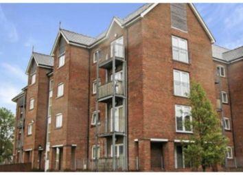 Thumbnail 2 bed flat for sale in Dunlop Street, Warrington