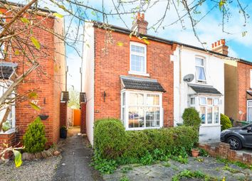 Thumbnail 3 bed semi-detached house for sale in Lower Court Road, Epsom