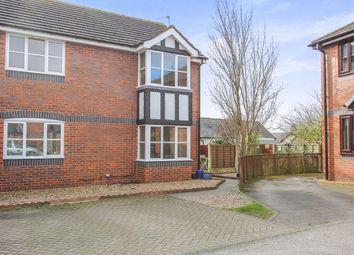 Thumbnail 2 bed flat for sale in Ryecroft Place, Hambleton, Poulton-Le-Fylde