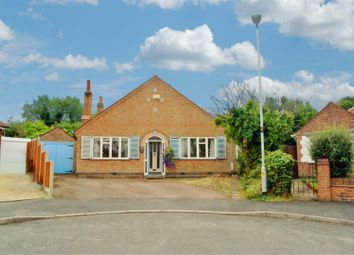 Thumbnail 2 bed detached bungalow for sale in Orchard Avenue, Glen Parva, Leicester