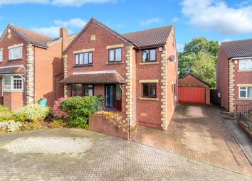 Thumbnail 5 bed detached house for sale in Parklands Walk, Bramhope, Leeds