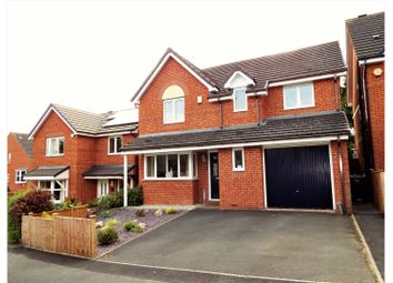 Thumbnail 4 bedroom detached house for sale in Hazelwell Drive, Birmingham