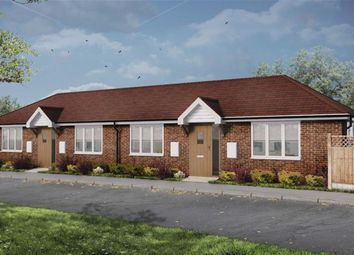 Thumbnail 1 bed semi-detached bungalow for sale in Woodpecker Road, Aylesford, Kent
