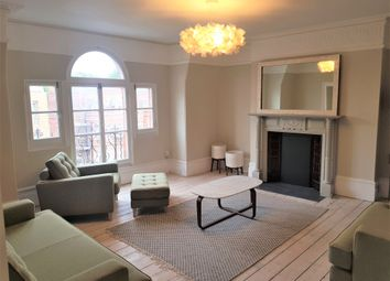 Thumbnail 4 bed flat to rent in Burgess Park Mansions, London