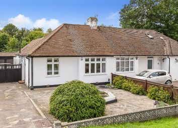 Thumbnail 3 bed semi-detached bungalow for sale in Court Road, Orpington, Kent