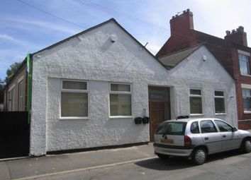 Thumbnail 1 bed flat to rent in Gutteridge Street, Coalville