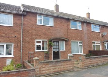 Thumbnail 3 bedroom terraced house for sale in Greenway Close, Fakenham