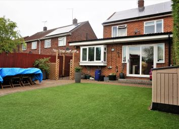 Thumbnail 3 bedroom semi-detached house for sale in Pennine Way, Peterborough
