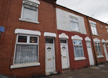 Thumbnail 2 bed terraced house for sale in Acorn Street, Leicester