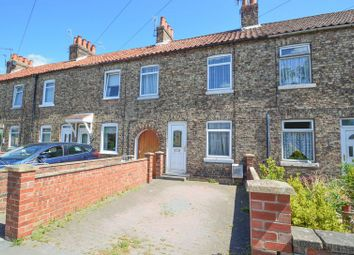 Thumbnail 3 bedroom terraced house for sale in Langton Road, Norton, Malton