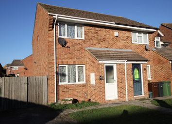 Thumbnail 2 bedroom semi-detached house for sale in Flemming Avenue, Chalgrove, Oxford