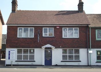 Thumbnail 2 bed flat to rent in Bepton Road, Midhurst