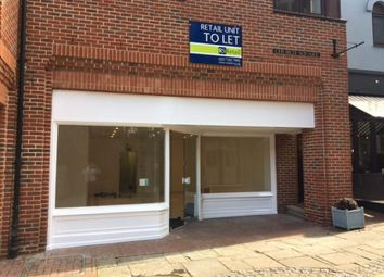 Thumbnail Retail premises to let in Unit 4, St Martins Walk, Dorking