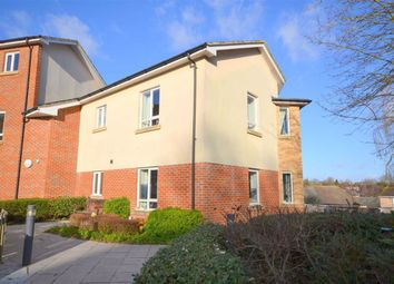 Thumbnail 2 bed flat for sale in Meadow Court, Pewsey, Wiltshire