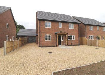 Thumbnail 4 bedroom detached house for sale in Ashwicken Road, Plot 2, Pott Row, King's Lynn