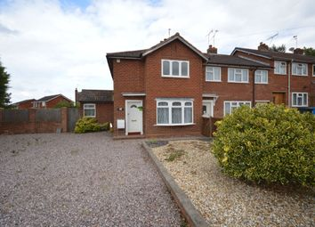 Thumbnail 2 bed semi-detached house to rent in Lime Tree Road, Codsall, Wolverhampton