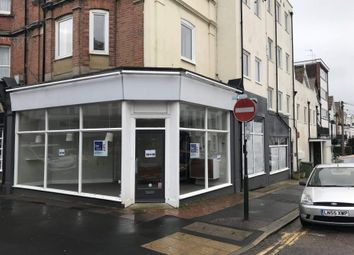 Thumbnail Retail premises for sale in 40 St Leonards Road, Bexhill On Sea