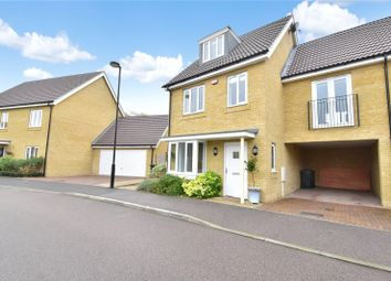 Thumbnail 4 bedroom link-detached house for sale in Martin Drive, Victoria Park, Stone, Kent