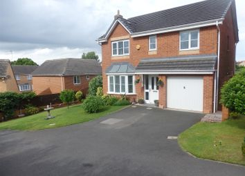 Thumbnail 4 bed detached house for sale in Cinnamon Drive, Trimdon Station