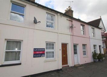 Thumbnail 2 bedroom property to rent in High Street, Seal, Sevenoaks