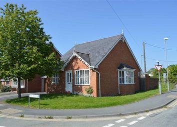 Thumbnail 2 bed detached bungalow to rent in 2, Cae Melyn, Tregynon, Newtown, Powys