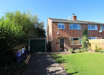 Thumbnail 3 bed semi-detached house to rent in Neuadd Terrace, Bronllys, Brecon