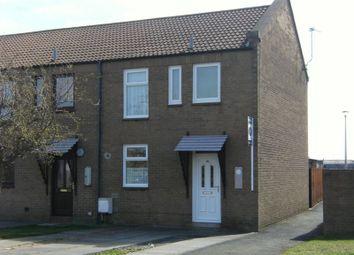 Thumbnail 3 bed end terrace house to rent in Straffen Court, Amble, Morpeth