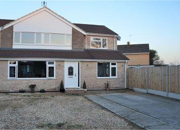 Thumbnail 4 bed semi-detached house for sale in Corfe Road, Melksham