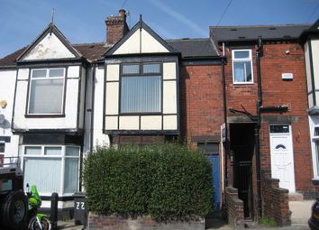 Thumbnail 2 bedroom terraced house to rent in Hinde House Lane, Sheffield