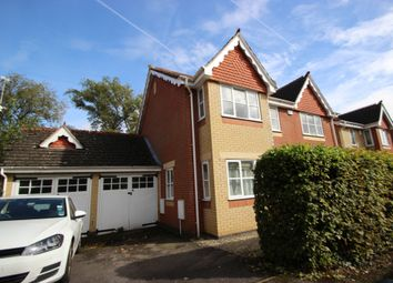 Thumbnail 4 bed semi-detached house to rent in Demesne Furze, Headington
