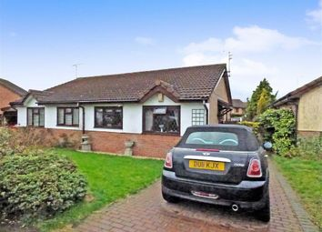 Thumbnail 2 bed semi-detached bungalow for sale in Barnbrook Close, Winsford, Cheshire
