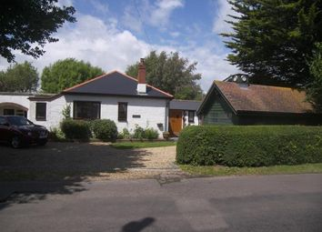 Thumbnail 3 bed bungalow for sale in Hambrook, Chichester, West Sussex