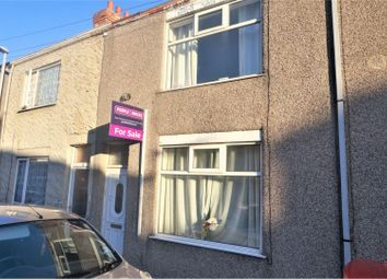 Thumbnail 3 bed terraced house for sale in Hargrave Street, Grimsby