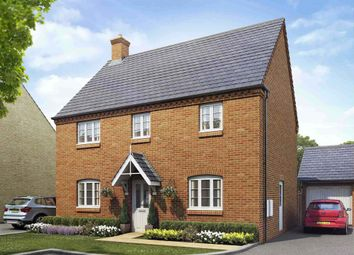 "Thumbnail 4 bedroom detached house for sale in ""The Sycamore"" at Ashton Road, Roade, Northampton"
