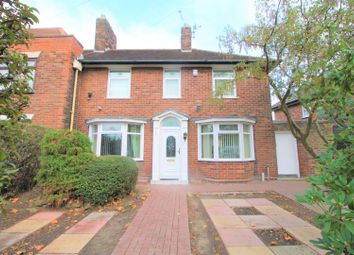 Thumbnail 3 bedroom end terrace house for sale in Queens Drive, Liverpool