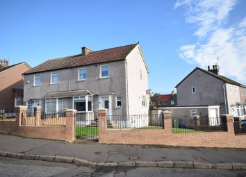 Thumbnail 2 bed property for sale in Craighlaw Avenue, Waterfoot, Glasgow