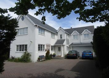 Thumbnail 6 bed detached house for sale in Havant Road, Hayling Island