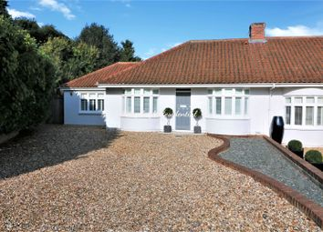 Thumbnail 3 bed semi-detached bungalow for sale in High Street, Dedham, Colchester, Essex