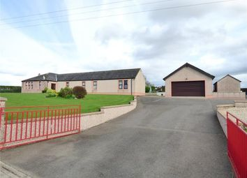Thumbnail 4 bed detached bungalow for sale in Langlands, Dornock Mains, Annan, Dumfries And Galloway