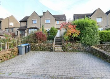 Thumbnail 3 bed semi-detached house for sale in The Knoll, Tansley, Matlock